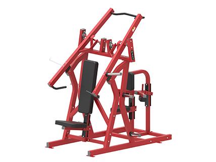 MWH 07 Lat Pull Down Chest Press